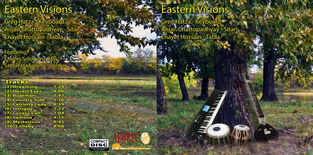 Melodic Intersect: Eastern Visions