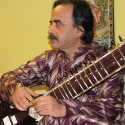 Sitar Player Anjan Chattopadhyay