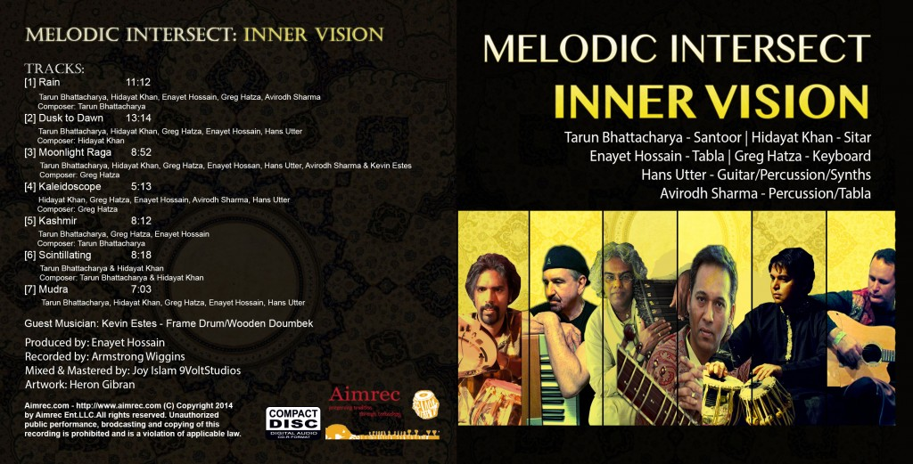 Picture of Inner Vision Album by Melodic Intersect