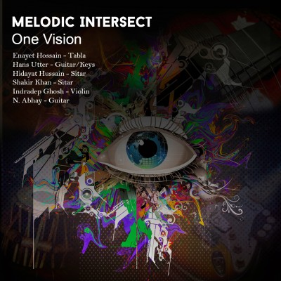 Picture of Melodic Intersect Album One VIsion