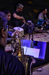 Melodic Intersect At Jazz at Lincoln Center, New York